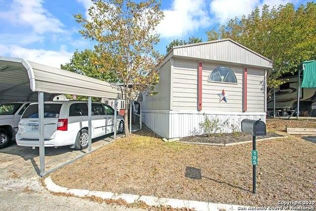 185 Leafy Ln, San Antonio, TX 78233 (MLS #1491483) :: Exquisite Properties, LLC
