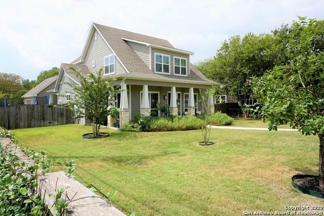1036 Garraty Rd, Terrell Hills, TX 78209 (MLS #1491564) :: The Mullen Group | RE/MAX Access