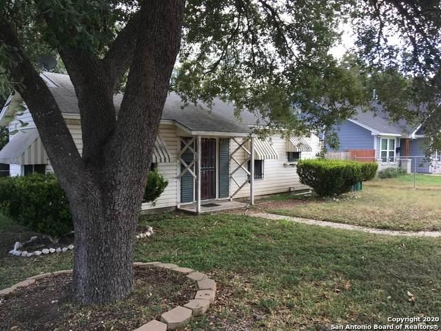 1142 Ada St, San Antonio, TX 78223 (MLS #1491570) :: Carter Fine Homes - Keller Williams Heritage