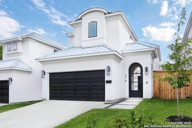 218 E Melrose Dr, Olmos Park, TX 78212 (MLS #1491587) :: Carter Fine Homes - Keller Williams Heritage