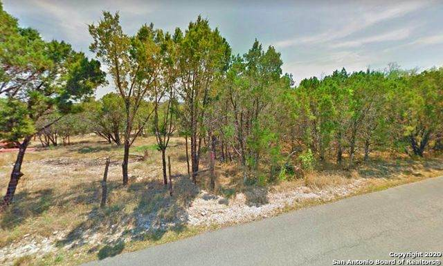 LOT 6 Racoon Pass, Spring Branch, TX 78070 (MLS #1491688) :: Williams Realty & Ranches, LLC