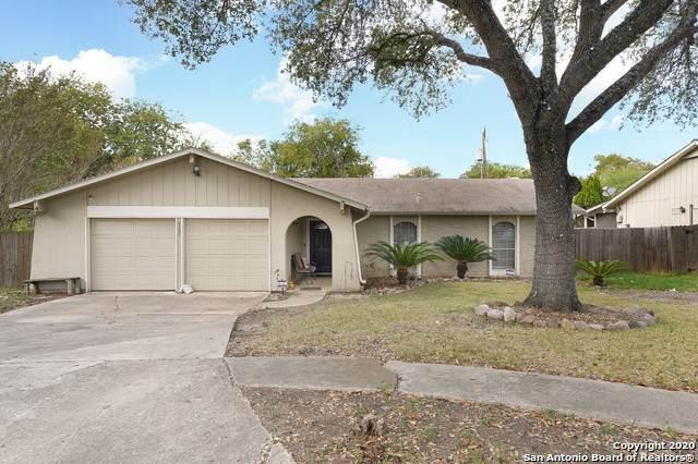 6307 Barton Mill St, San Antonio, TX 78233 (MLS #1491779) :: Tom White Group