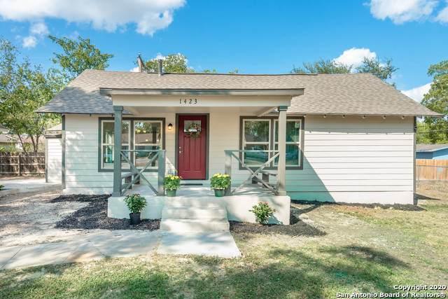 1423 Thorain Blvd, San Antonio, TX 78201 (MLS #1491788) :: The Lugo Group