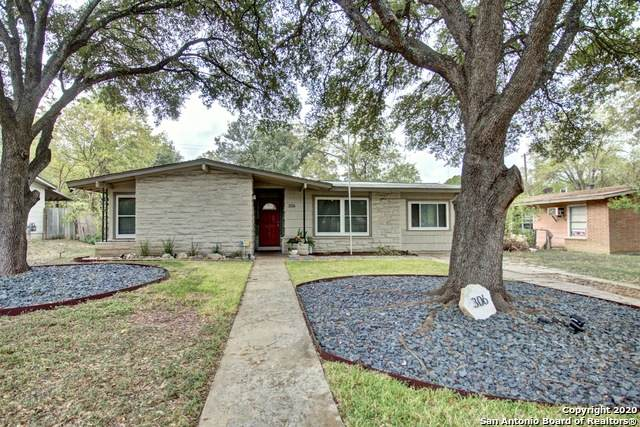 306 Blaze Ave, San Antonio, TX 78218 (MLS #1491789) :: REsource Realty