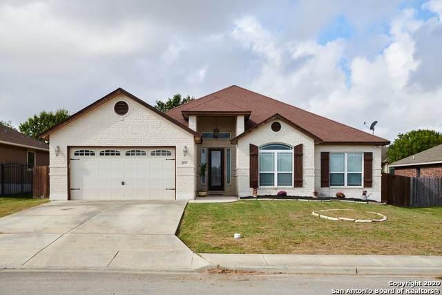 2262 Sun Pebble Way, New Braunfels, TX 78130 (MLS #1491839) :: Maverick