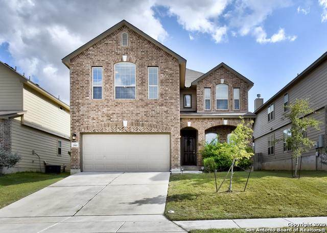 2943 Nicholas Cove, New Braunfels, TX 78130 (MLS #1491877) :: The Lugo Group