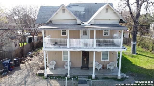 1120 Menchaca St, San Antonio, TX 78207 (MLS #1491880) :: Berkshire Hathaway HomeServices Don Johnson, REALTORS®