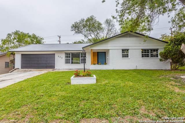 323 Stockton Dr, San Antonio, TX 78216 (MLS #1491888) :: Berkshire Hathaway HomeServices Don Johnson, REALTORS®