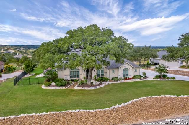 2145 Appellation, New Braunfels, TX 78132 (MLS #1491891) :: Berkshire Hathaway HomeServices Don Johnson, REALTORS®
