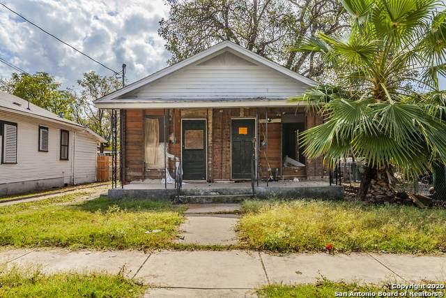 718 Virginia Blvd, San Antonio, TX 78203 (MLS #1491893) :: Exquisite Properties, LLC