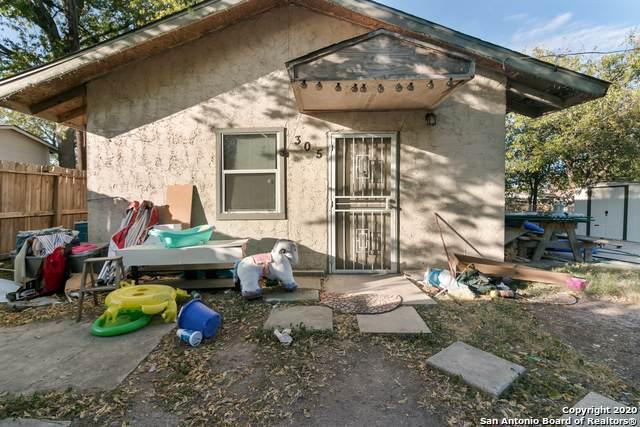 305 Adaes Ave, San Antonio, TX 78207 (MLS #1491907) :: Berkshire Hathaway HomeServices Don Johnson, REALTORS®