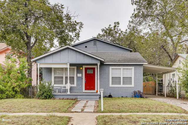 139 Benita St, San Antonio, TX 78210 (MLS #1491908) :: Berkshire Hathaway HomeServices Don Johnson, REALTORS®