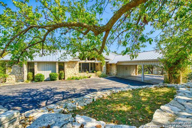 219 Canyon Ridge View, Kerrville, TX 78028 (#1491925) :: The Perry Henderson Group at Berkshire Hathaway Texas Realty