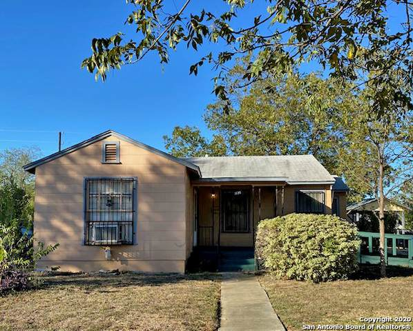 2635 W Craig Pl, San Antonio, TX 78228 (MLS #1491972) :: Tom White Group