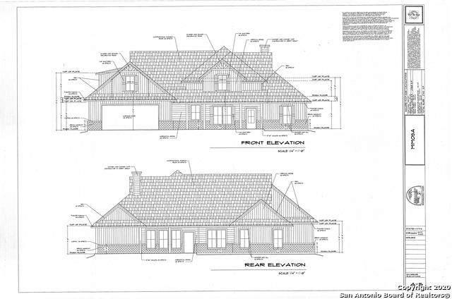 100 Magnolia Circle E., La Vernia, TX 78121 (MLS #1491980) :: Alexis Weigand Real Estate Group