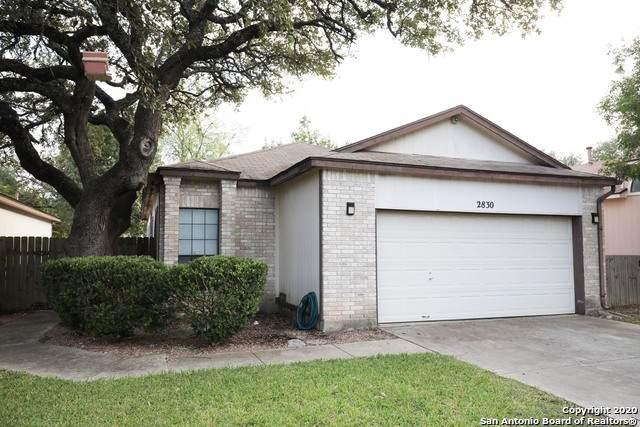2830 Village Pkwy, San Antonio, TX 78251 (MLS #1492000) :: The Gradiz Group