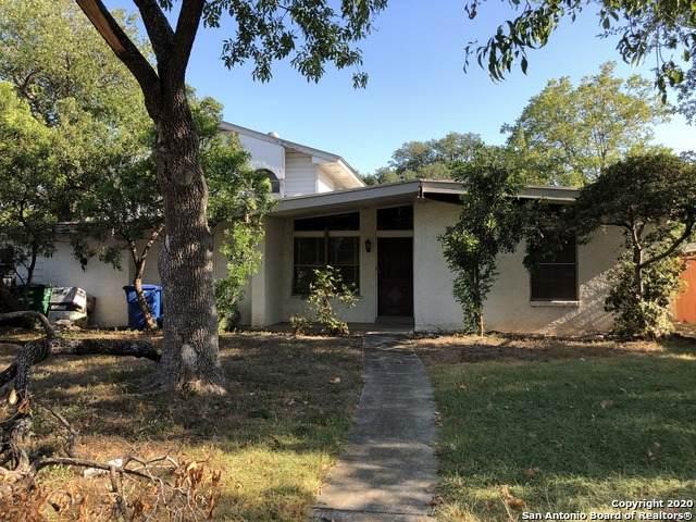 215 Cicero Dr, San Antonio, TX 78218 (MLS #1492011) :: The Lugo Group