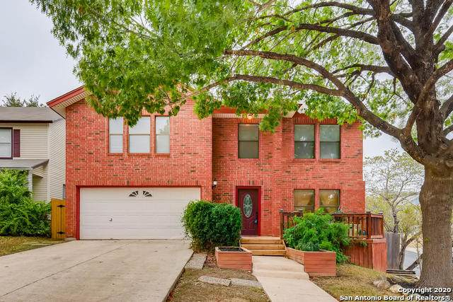 7703 Sandia Bluff, San Antonio, TX 78240 (MLS #1492042) :: The Mullen Group | RE/MAX Access