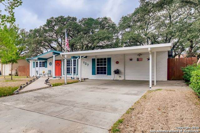 137 Rosewood Dr, Universal City, TX 78148 (MLS #1492074) :: The Mullen Group | RE/MAX Access