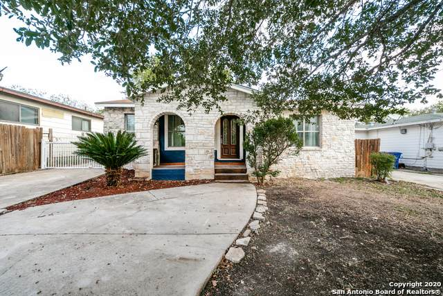 239 Baird St, San Antonio, TX 78228 (MLS #1492160) :: Tom White Group