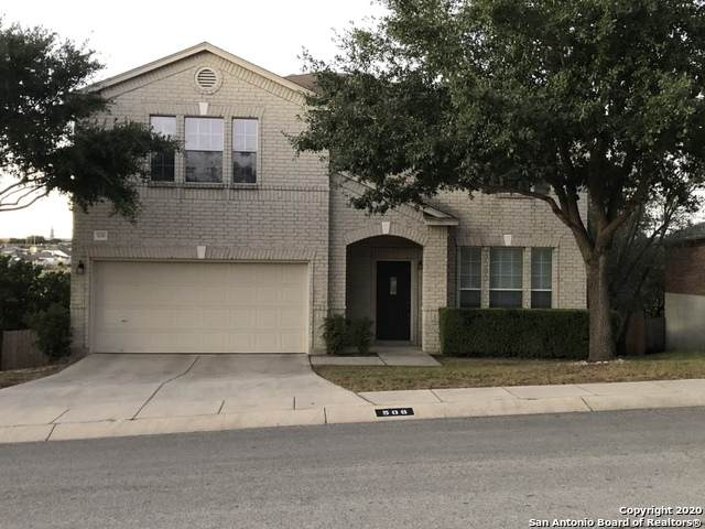 506 Mesa Loop, San Antonio, TX 78258 (MLS #1492162) :: Real Estate by Design