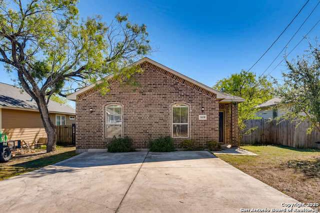 1038 Marquette Dr, San Antonio, TX 78228 (MLS #1492167) :: The Glover Homes & Land Group
