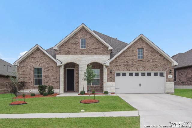 847 Maroon St, New Braunfels, TX 78130 (MLS #1492193) :: The Lugo Group