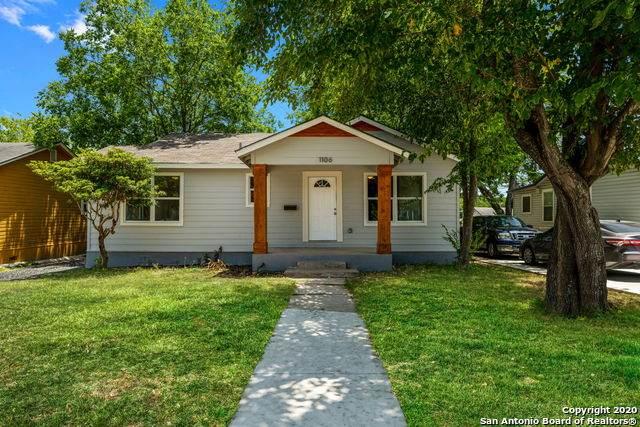 1106 Halliday Ave, San Antonio, TX 78210 (MLS #1492198) :: JP & Associates Realtors