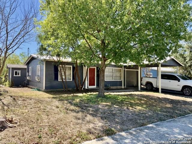 214 Lively Dr, San Antonio, TX 78213 (MLS #1492204) :: Vivid Realty