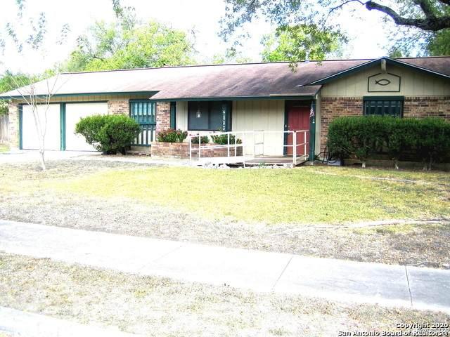 4803 El Presidio Dr, San Antonio, TX 78233 (MLS #1492212) :: Vivid Realty