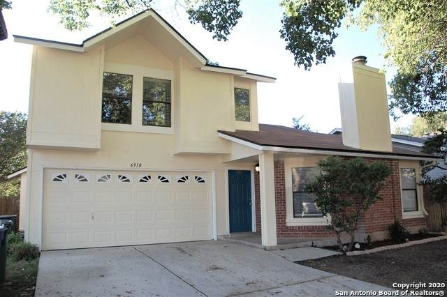 6910 Country Elm, San Antonio, TX 78240 (#1492223) :: 10X Agent Real Estate Team