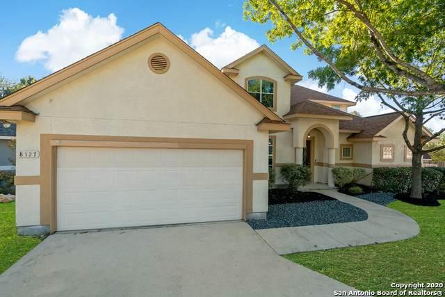8127 Clyde Dent Dr, San Antonio, TX 78250 (MLS #1492235) :: Carolina Garcia Real Estate Group