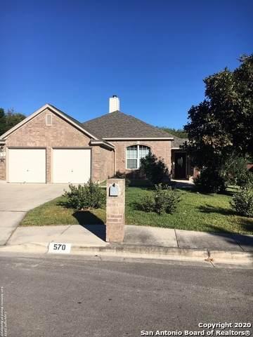 570 Raven Ridge, New Braunfels, TX 78130 (MLS #1492264) :: Williams Realty & Ranches, LLC