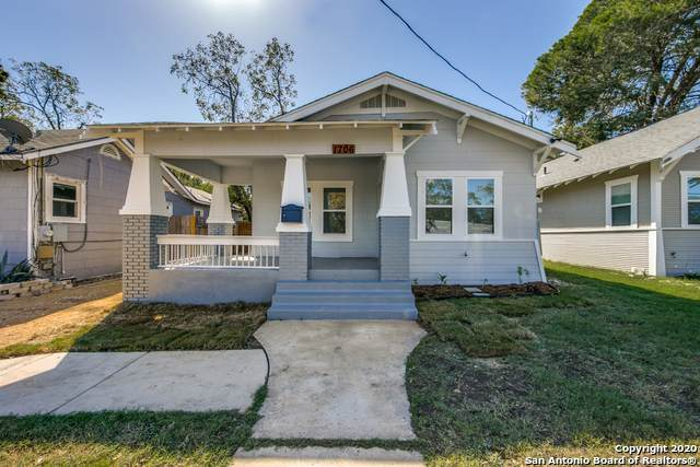 1706 E Crockett St, San Antonio, TX 78202 (MLS #1492314) :: Sheri Bailey Realtor
