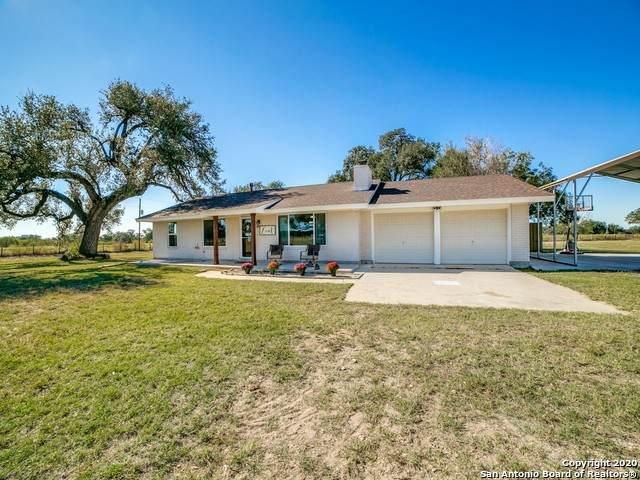 1677 County Road 128, Floresville, TX 78114 (MLS #1492323) :: JP & Associates Realtors