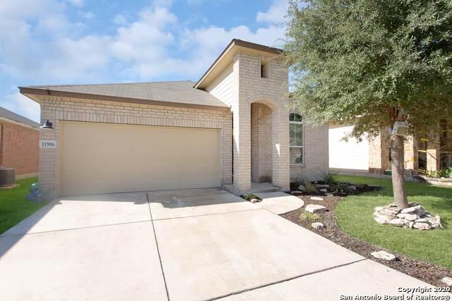 11906 Nixon Pt, San Antonio, TX 78254 (MLS #1492328) :: The Castillo Group