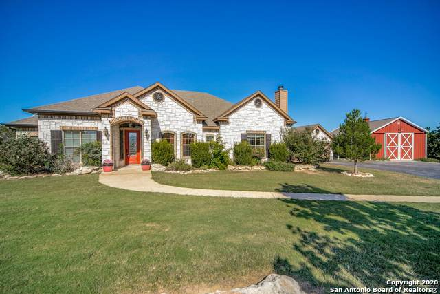 116 N Star Ct, Boerne, TX 78006 (MLS #1492356) :: Keller Williams City View