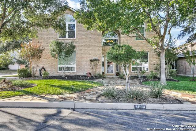 14103 Touch Gold, San Antonio, TX 78248 (MLS #1492371) :: Maverick
