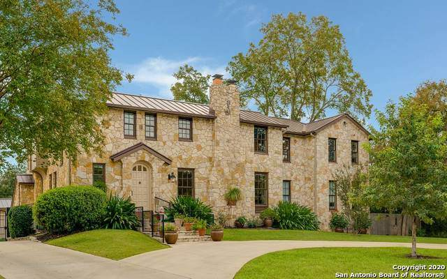 108 Gatewood Court, Terrell Hills, TX 78209 (MLS #1492379) :: Santos and Sandberg