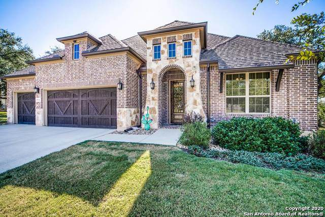 10014 Cobble Crk, Boerne, TX 78006 (MLS #1492405) :: Keller Williams City View
