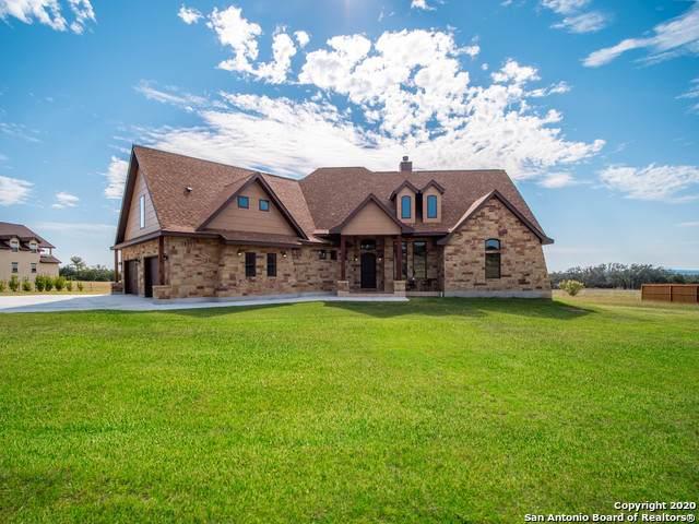 195 Highgate Dr, Bandera, TX 78003 (MLS #1492409) :: Real Estate by Design