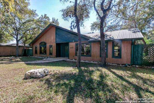535 Canyon Creek, Canyon Lake, TX 78133 (MLS #1492478) :: Keller Williams City View