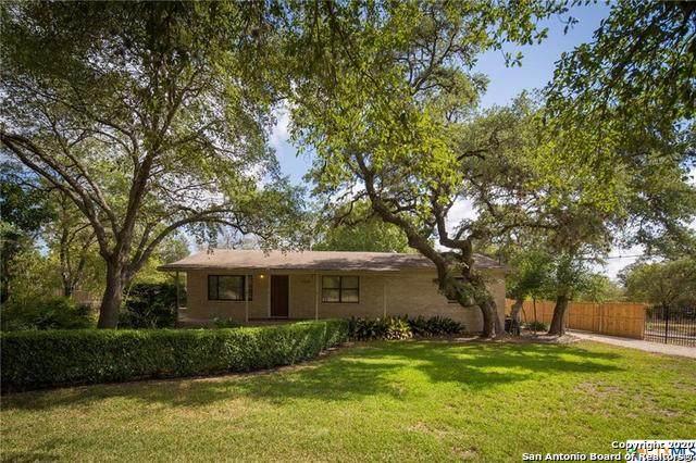 1158 Madeline St, New Braunfels, TX 78132 (MLS #1492606) :: Neal & Neal Team