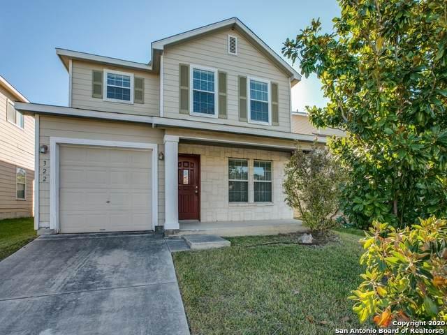 322 Mallow Grove, San Antonio, TX 78253 (MLS #1492621) :: REsource Realty