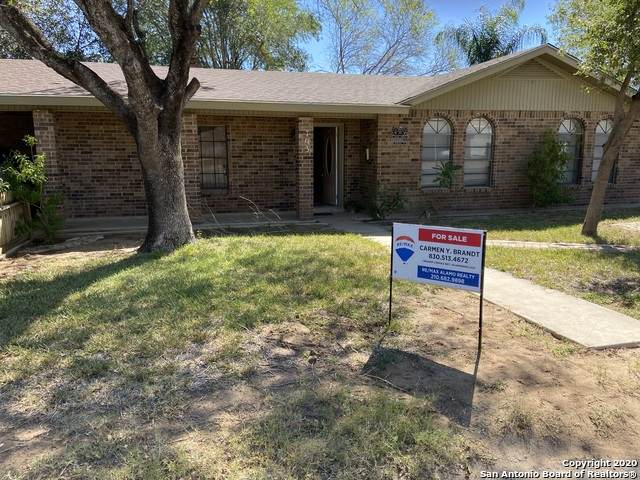 703 Madison St, Carrizo Springs, TX 78834 (MLS #1492651) :: EXP Realty