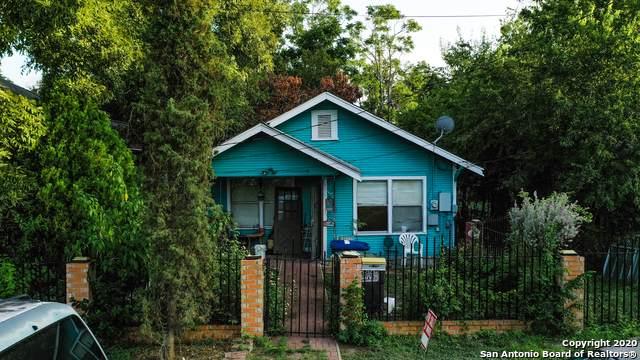 106 Regina St, San Antonio, TX 78223 (MLS #1492697) :: Maverick