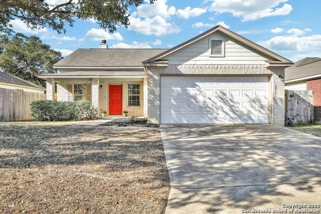 6819 Tezel Bend, San Antonio, TX 78250 (MLS #1492917) :: The Glover Homes & Land Group
