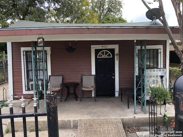 940 Delgado St, San Antonio, TX 78207 (MLS #1492975) :: Keller Williams City View