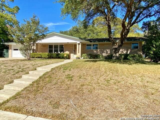 2711 Kerrybrook Ct, San Antonio, TX 78230 (MLS #1493115) :: Maverick