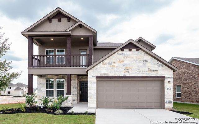 24615 Ahava, San Antonio, TX 78261 (MLS #1493208) :: The Heyl Group at Keller Williams